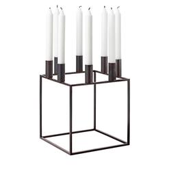 Kubus 8 Kerzenständer