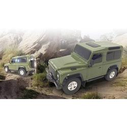 Jamara 405154 Land Rover Defender 1:24 RC Modellauto Elektro Geländewagen