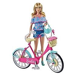 Mattel Barbie Fahrrad