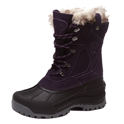 Zapato Winterstiefel Echt Leder Winterstiefel Thermo Stiefel Winter Snowboots Canadian Boots Lammfell 37