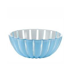 Guzzini Schale guzzini Schale GRACE blau-weiß D ca. 30 cm, Acrylglas