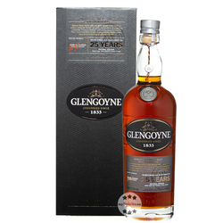 Glengoyne 25 Jahre Single Malt Whisky