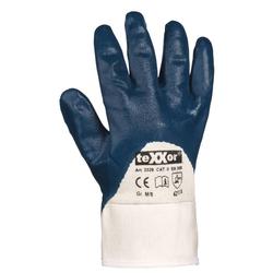 Nitril-Handschuh STULPE, Größe 10