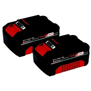 PXC Akku-Twinpack 18 V 4,0 Ah VOLKS-AKKU-AKTION