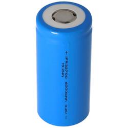 IFR32600 3,2V - 3,3V 6000mAh LiFePO4 Lithium-Eisenphosphat Akku 70,6x32,4mm