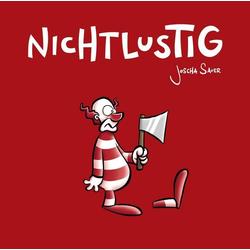 Nichtlustig 01 (Nicht lustig) als Buch von Joscha Sauer