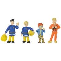 SIMBA Feuerwehrmann Sam Norman, Tom, Elvis und Penny