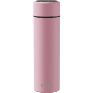 Noveen NOVEEN LED 280 ml thermal bottle TB2116 Pink Mat