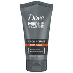 Dove Men+Care Deep Clean + Facial Cleanser Exfoliating Face Wash - 5oz