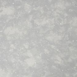 Papiertapete Constellation Grey - Glow In The Dark, 10 m x 53 cm grau
