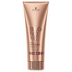 BlondME Tone Enhancing Bonding Shampoo Warm Blondes 250ml