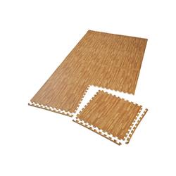 tectake Bodenschutzmatte Bodenschutzmatte 8-tlg.
