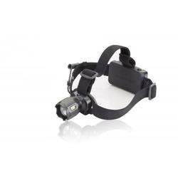 CAT CT4205 fokussierbare Akku-Kopfleuchte inkl. USB Ladekabel 380 Lumen