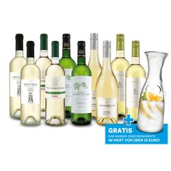 Die Welt des Weißweins und gratis Karaffe