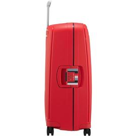 Samsonite S'Cure Spinner 75 cm / 102 l capri red