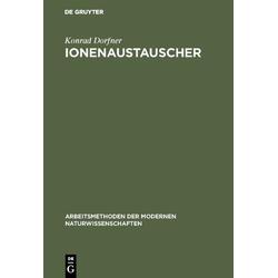 Ionenaustauscher als Buch von Konrad Dorfner