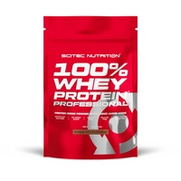 Scitec Nutrition 100% Whey Protein Professional Schoko Pulver 500 g