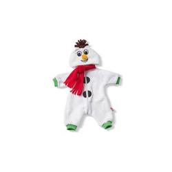 Heless Puppenkleidung Puppen-Anzug Schneemann 35 - 46 cm
