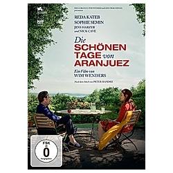 Die schönen Tage von Aranjuez - DVD  Filme
