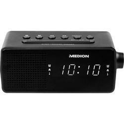 Medion E66407 Radiowecker UKW Schwarz