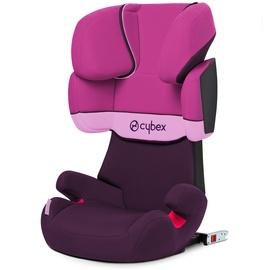 Cybex Solution X-Fix purple rain