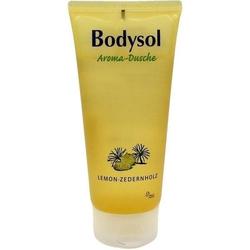 BODYSOL Aroma Duschgel Lemon Zedernholz 100 ml