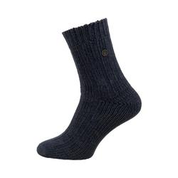 Birkenstock Socken Twist Bootsock Baumwolle Socken blau 39-41