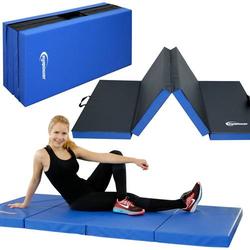 Extra-dicke Weichbodenmatte faltbare Boden-Turnmatte Sportmatte Gymnastikmatte