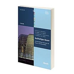 Nachhaltiges Bauen - Buch