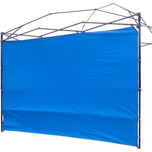 NINAT Seitenteile Seitenwände Seitenplanen Seite Privatsphäre Panel Seitenteil Wand für 3 M Pavillon Partyzelt Gartenzelt Sonnenschirm (Pavillon Rahmen Nicht inbegriffen) - 1 Stück Blau
