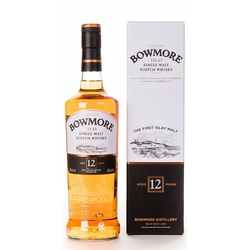 Bowmore 12 Years Single Malt Islay Whisky
