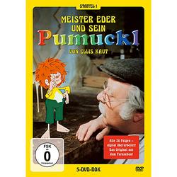 DVD Pumuckl - Meister Eder und sein Pumuckl Staffel 1 (HD) Hörbuch