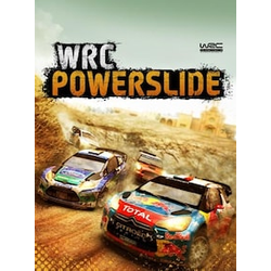 WRC Powerslide Steam Key GLOBAL