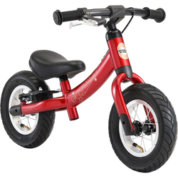 Bikestar Laufrad BIKESTAR Kinderlaufrad ab 2 Jahre 10 Zoll Flex 10 Zoll rot