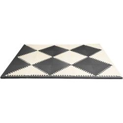 Skip Hop Spielmatte Spielmatte Geo, dunkelgrau