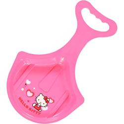 Hello Kitty Have Fun Plastikschlitten Hello Kitty Pink