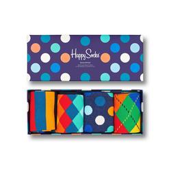 Happy Socks Langsocken Mix Geschenk Box 4 Paar Socken (4-Paar) 36-40