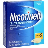 Nicotinell 24-Stunden 35 mg Pflaster