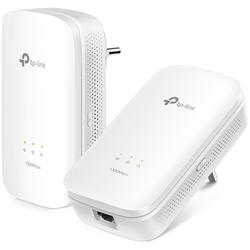 TP-Link TL-PA8010 KIT AV1200 2er KIT (1 x LAN) Netzwerk-Adapter, Powerline