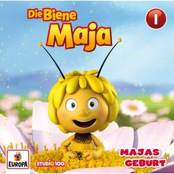 Die Biene Maja (CGI) 01. Majas Geburt