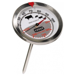 Xavax Backofenthermometer - Thermometer - silber
