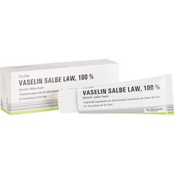 VASELIN Salbe LAW