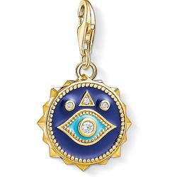 Thomas Sabo Blaues Nazar Auge 1663-565-32 Charm Anhänger