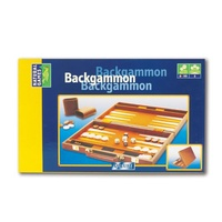 The Toy Company Natural Games Backgammon (0001030)