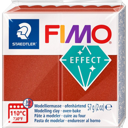 FIMO Modelliermasse, 57 g rot