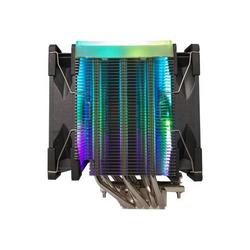 Scythe Mugen 5 ARGB Plus - Prozessor-Luftkühler - (für: LGA775, LGA1156, AM2, AM2+, LGA1366, AM3, LGA1155, AM3+, LGA2011, FM1, FM2, LGA1150, FM2+, L