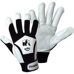 Griffy L+D Panda 1730 Nappaleder Montagehandschuh Größe (Handschuhe): 9, L EN 388 CAT II 1 Paar