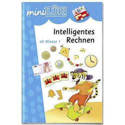 LÜK miniIntelligentes Rechnen 1. Klasse 226