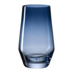 LEONARDO Glas PUCCINI Blau 300 ml, Kristallglas blau
