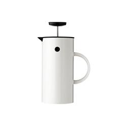 Stelton Kaffeebereiter Stelton Kaffeezubereiter weiss, 8 Tassen